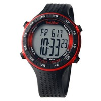 IGNITION PEDOMETER WATCH