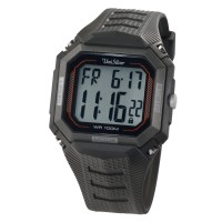 Quad Touchscreen Digital Watch