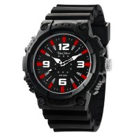 GIZMATIC RUBBER ANALOG WATCH