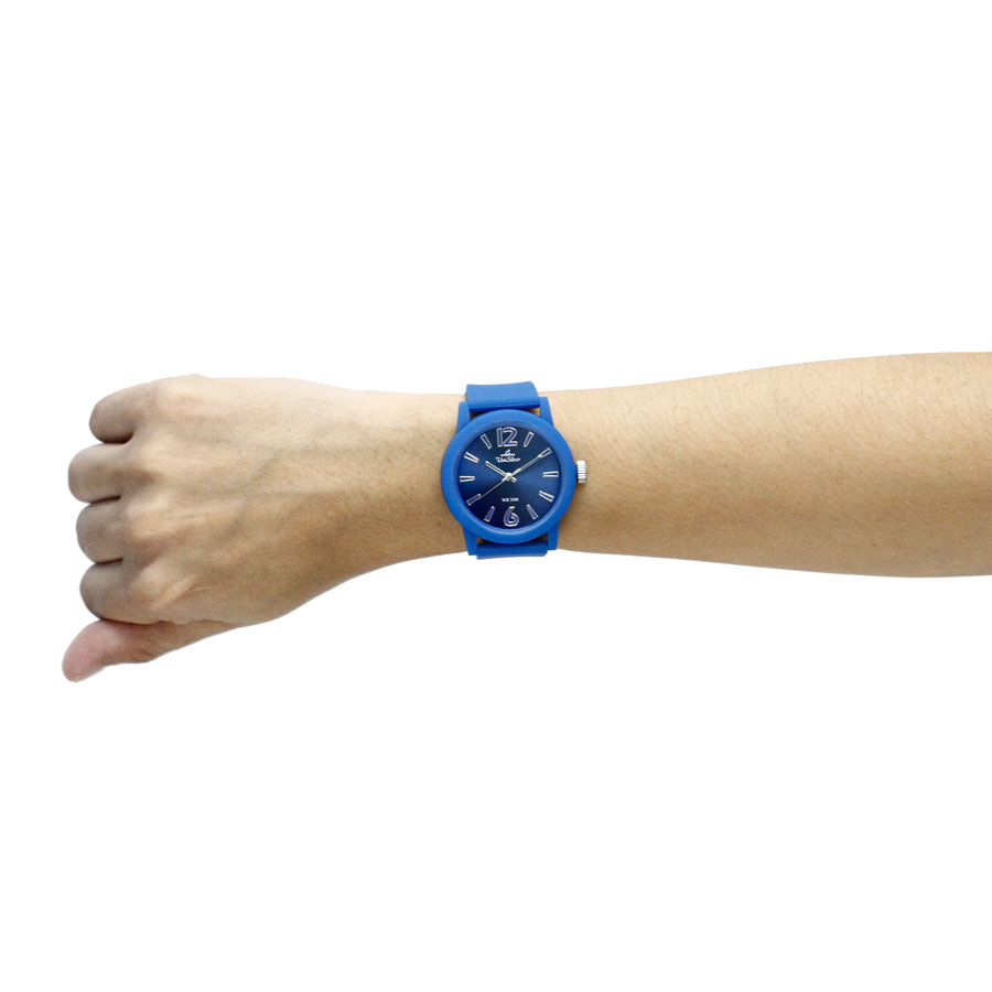 FROLIC RUBBER ANALOG WATCH