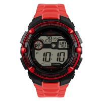 J-DRIVE DIGITAL RUBBER WATCH