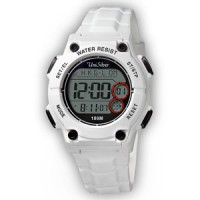 BARBIE FORTEZA WHITE DIGITAL WATCH