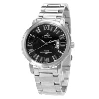 MAGNIFIQUE MATTE Men's Analog Stainless Steel Watch