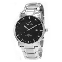 VANTEDGE Men's Analog Stainless Steel Watch