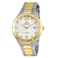UniSilver TIME Women's Analog Stainless Steel Watch KW3551-1304