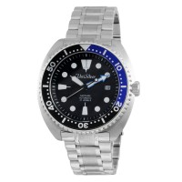 REMUS GEOS XIV Men's Automatic Analog Sapphire Stainless Steel Watch