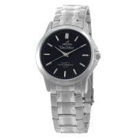 MUNIZIO Men's Analog Stainless Steel Watch