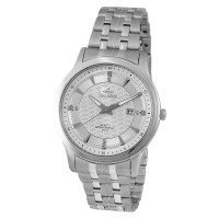 ANDRINE Men's Analog Stainless Steel Watch