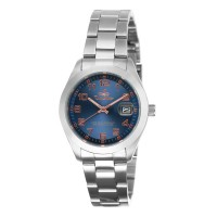 VALORE Women's Analog Stainless Steel Watch