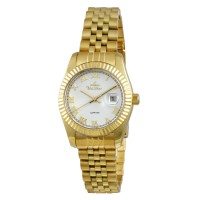 REMUS ROMESSIO Women's Analog Sapphire Stainless Steel  Watch