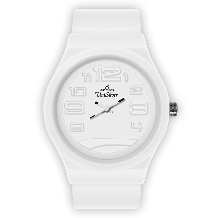 CITRIX FLXY ROUND ANALOG RUBBER WATCH
