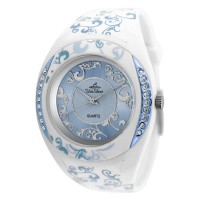 CURLZ CASUAL ANALOG WATCH