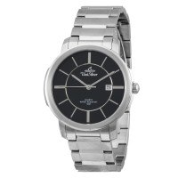 NOVIST Men's Analog Stainless Steel Watch