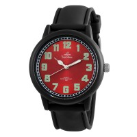 ZAIGO FLINT Men's Analog Rubber Watch