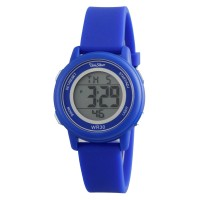 KIPSTER Women's Digital Rubber Watch