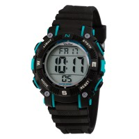 DYTONIUM Women's Digital Rubber Watch